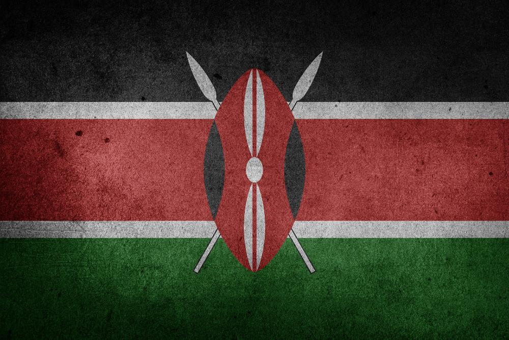 Kenya National Flag