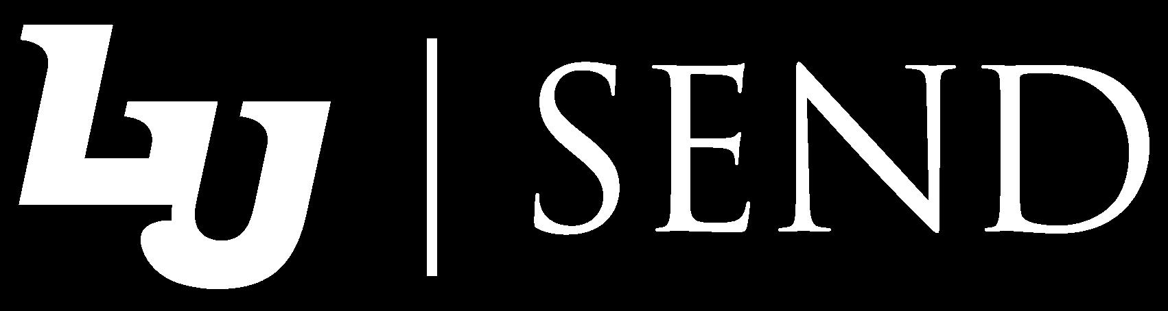 LU Send Logo